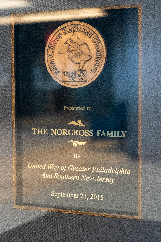 Haas Award